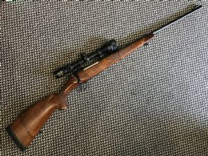Bruno .270 Rifle in good condition